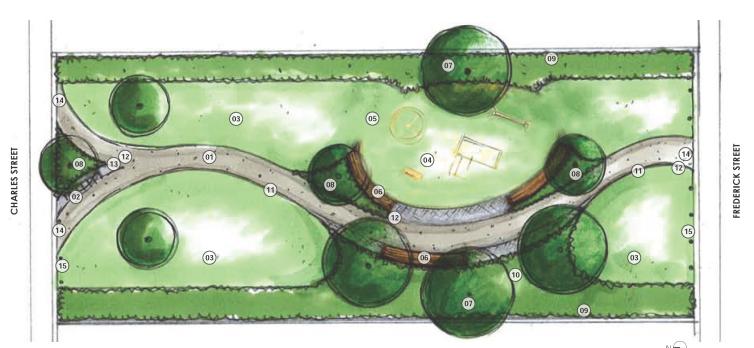 161208 1.0 ALIGN Bird Park Carterton Concept Sketch Plan Final1 Page 2