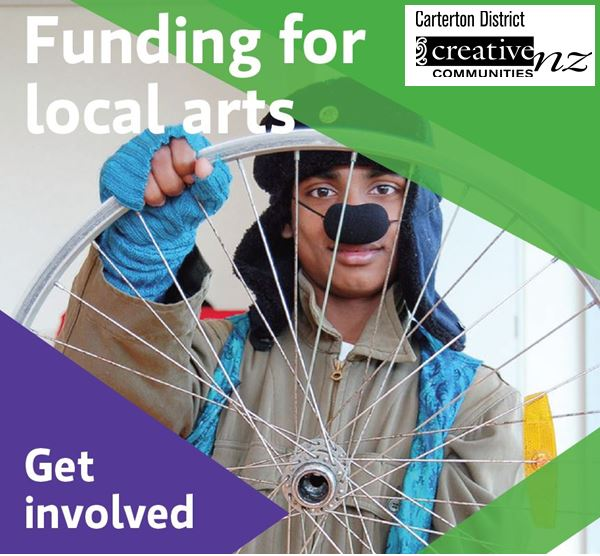 Creative Communities Funding