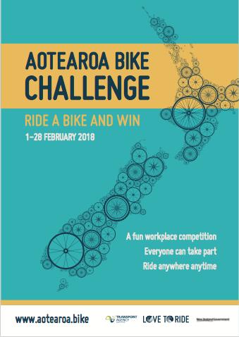 Aotearoa Bike Challenge 2018