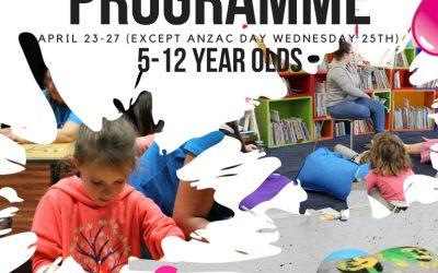 April School Holiday Programme