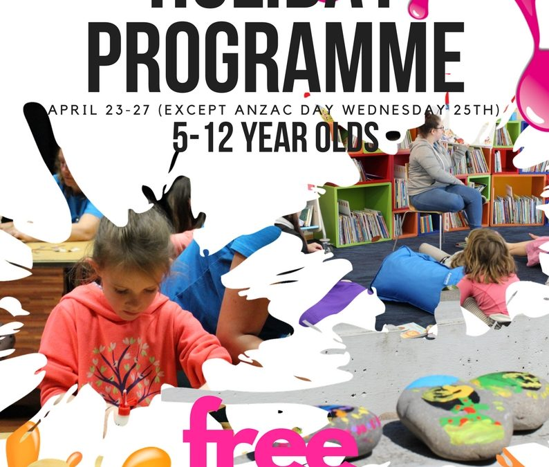 April School Holiday Programme