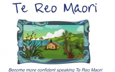 Te Reo Maori Classes back
