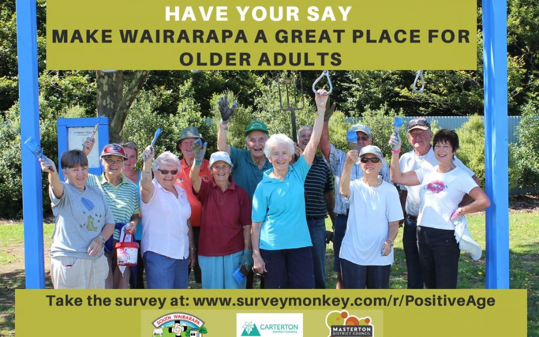 Wairarapa Councils' Positive Ageing Strategy
