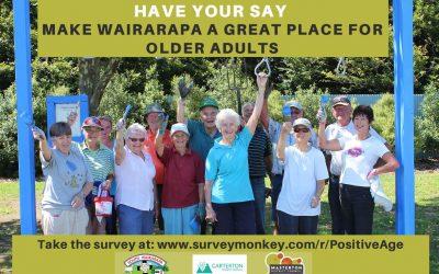 Wairarapa Councils' Positive Ageing Strategy