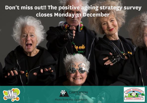 Positive Ageing Strategy Update