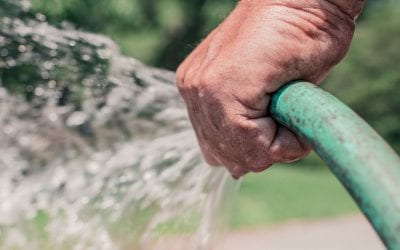 Water restrictions now in force