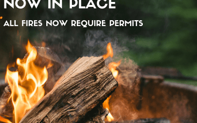 Restricted Fire Season (fire by permit)