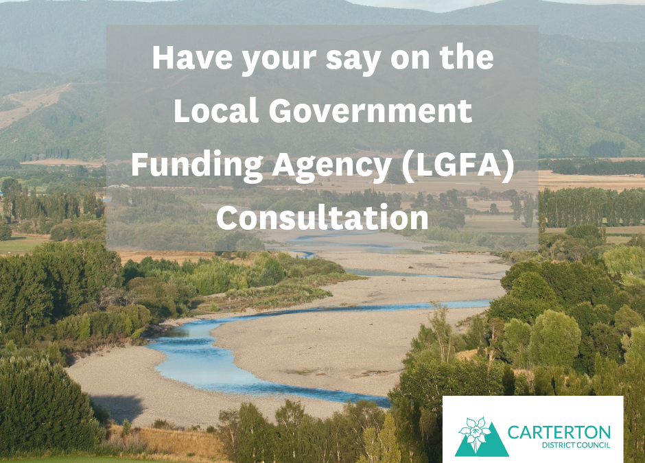 Local Government Funding Agency (LGFA) Consultation