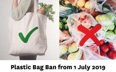 Plastic Bag Ban from 1 July 2019