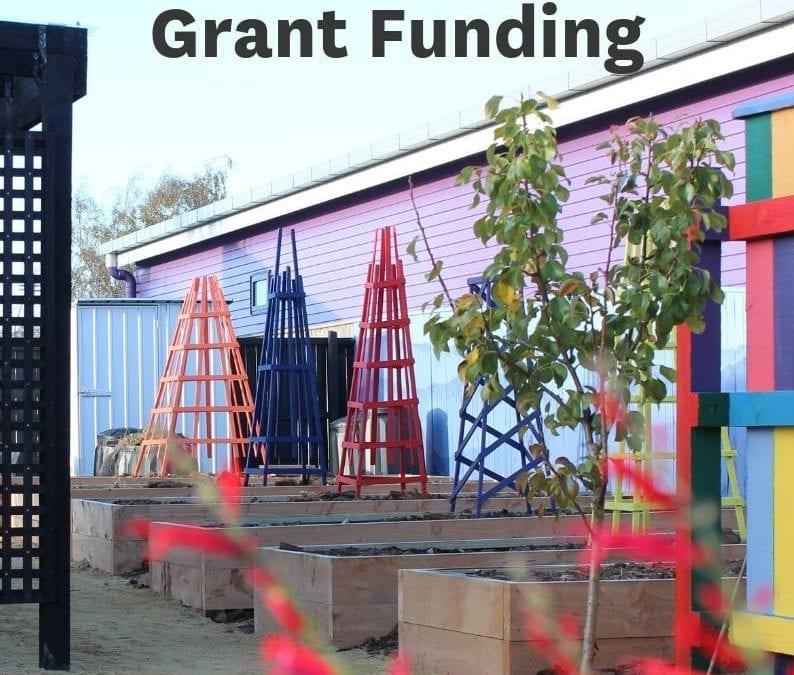 Community Grants Now Open
