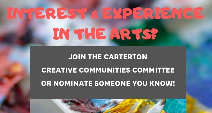 Creative Communities Assessment Committee Nominations open