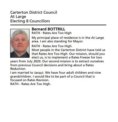 Bottrill Council