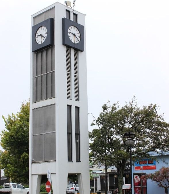 Update on clock tower – May 2020