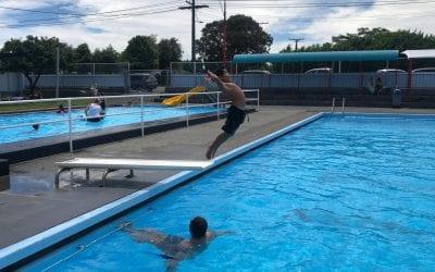 Summer 2019/20 Outdoor Pool Hours
