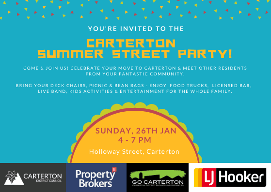 Carterton Summer Street Party