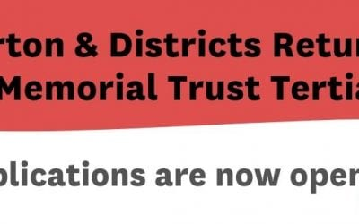 Returned and Services Memorial Trust Tertiary Grant Open