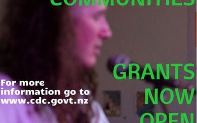 Creative Communities Grant Scheme open