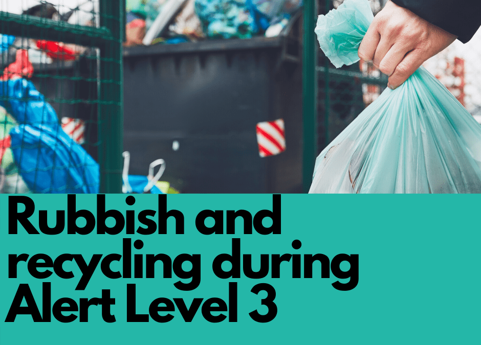 Rubbish And Recycling During Alert 4 Lock Down (2)