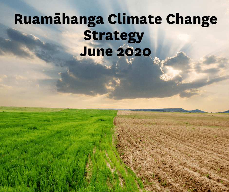 Ruamāhanga Climate Change Strategy June 2020