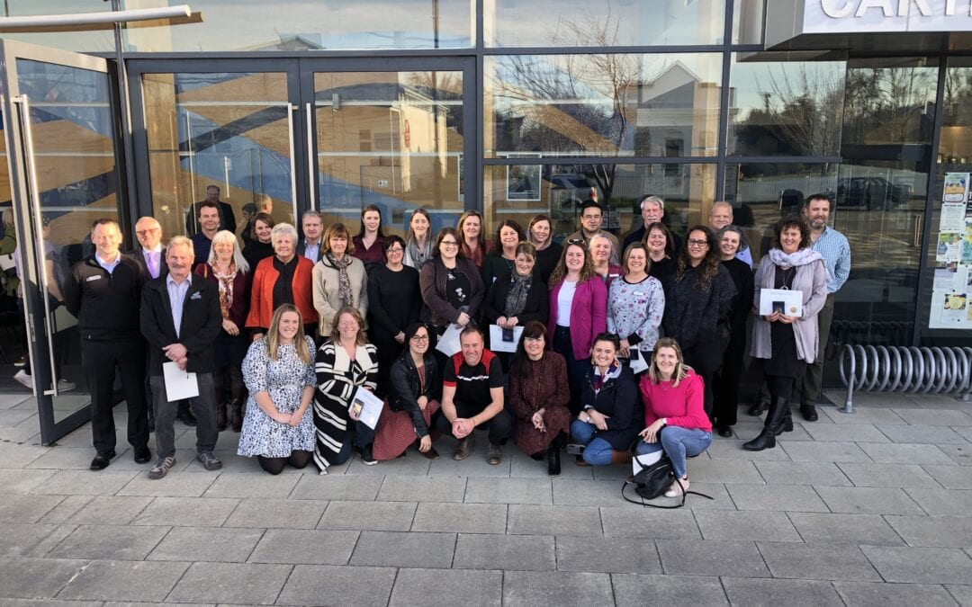 Recognition for Emergency Operations Centre staff