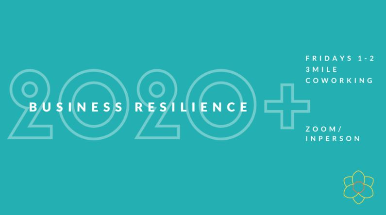 Business resilience workshops at 3Mile