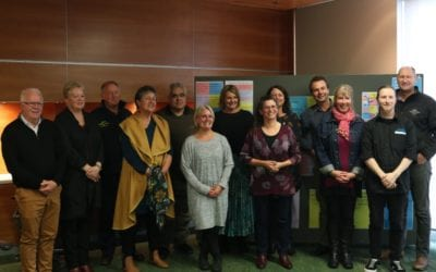 Carterton first district to champion to Wairarapa Youth 2 Work Movement