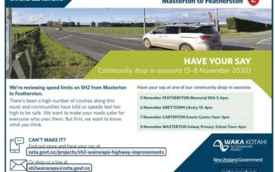 Community invited to have their say on making SH2 safer