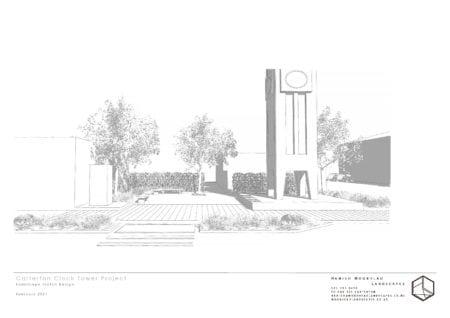 Carterton Clock Town Sketch Design 2.0 Page 4