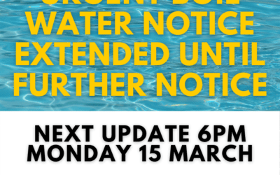 Carterton extends boil water advisory until further notice