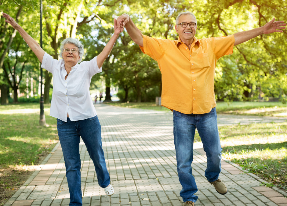 Positive Ageing Strategy Update – April 2021