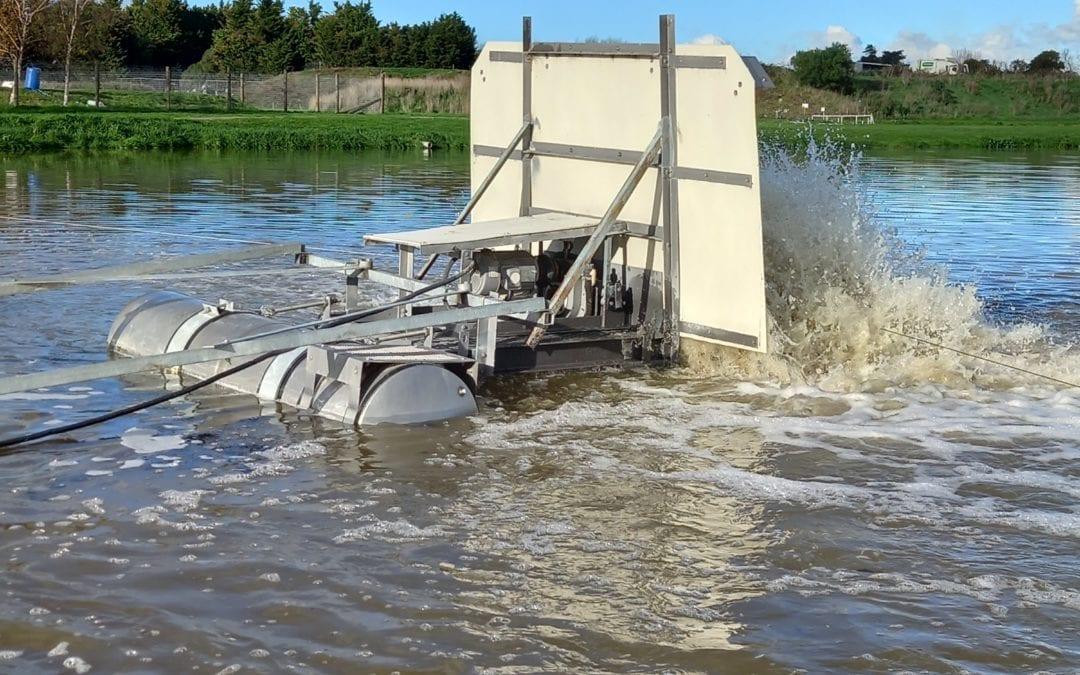 Update on wastewater ponds – Friday18 June