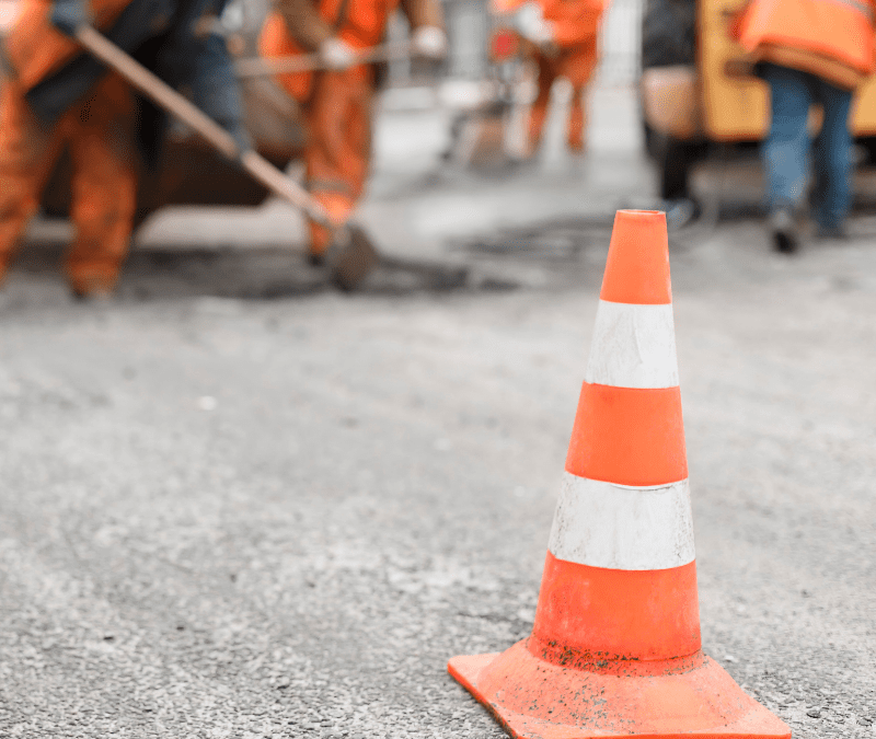 Update on raised pedestrian crossing High St Sth