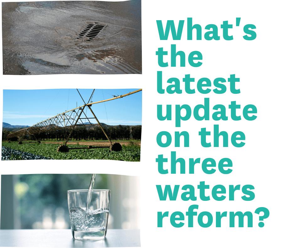 Three Waters Update Image FB