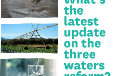 Three waters reform – Update June 2021