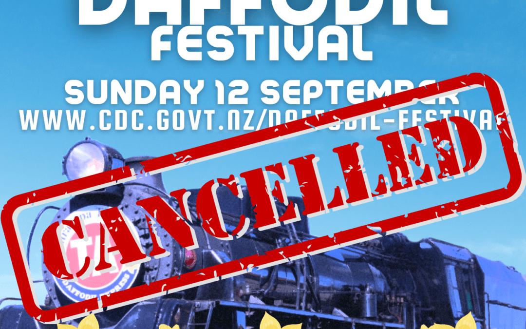 2021 Carterton Daffodil Festival cancelled
