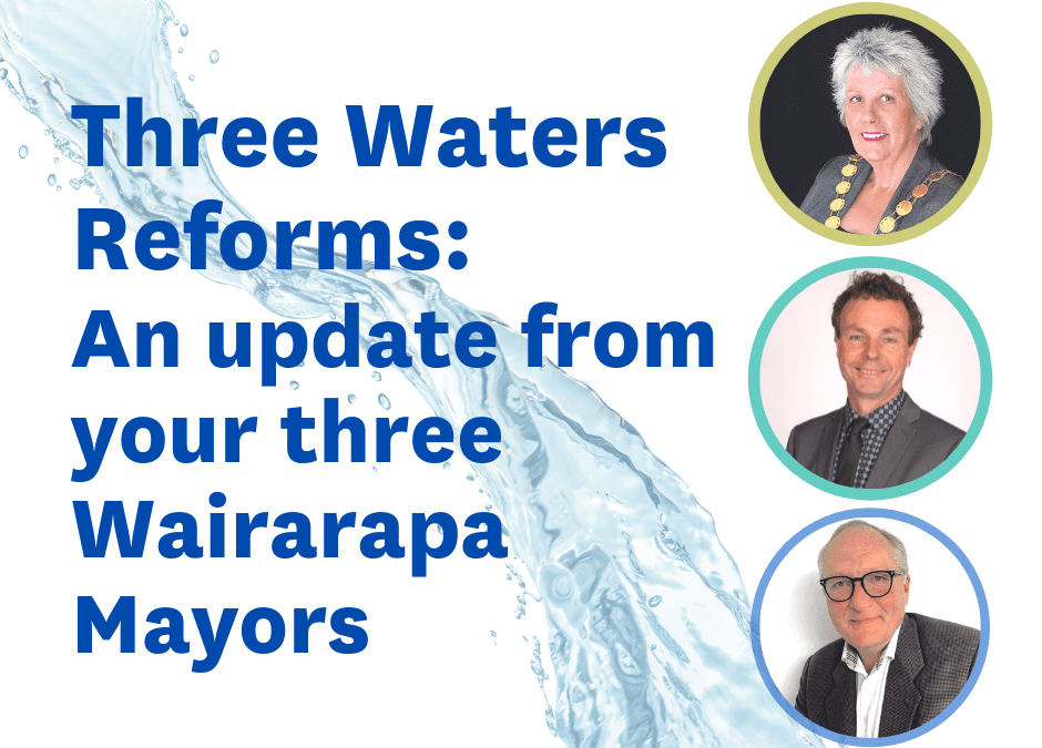 Regional response to Government's Three Water Reform Programme