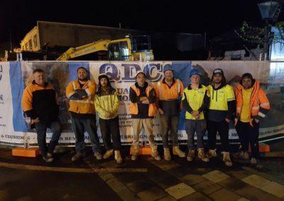 The QDC team